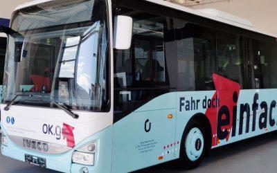 Ab Mittwoch Busverkehr nach Ferienfahrplan