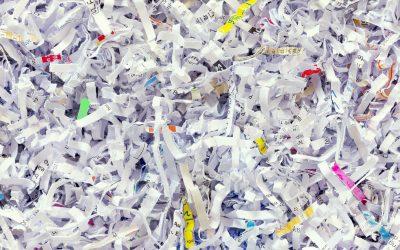 Altpapier & Akten – zuverlässig und sicher entsorgen