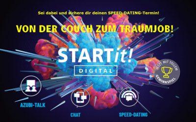 Digitale STARTit am 26. Februar 2021