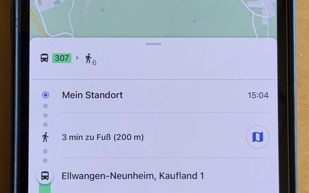 OK.go auf googlemaps